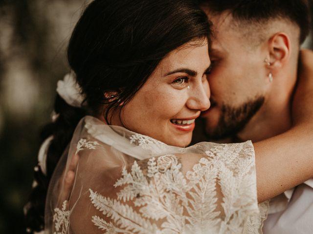 La boda de Carlos y Victoria en Granada, Granada 103