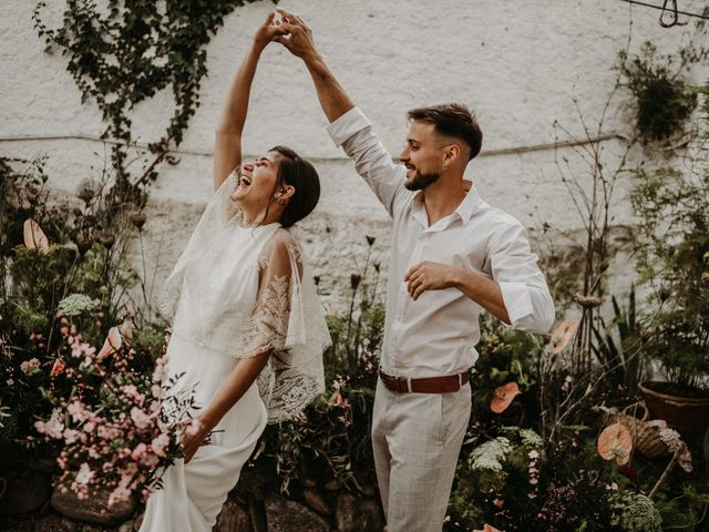 La boda de Carlos y Victoria en Granada, Granada 110