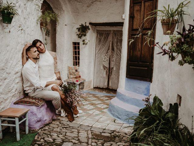La boda de Carlos y Victoria en Granada, Granada 111