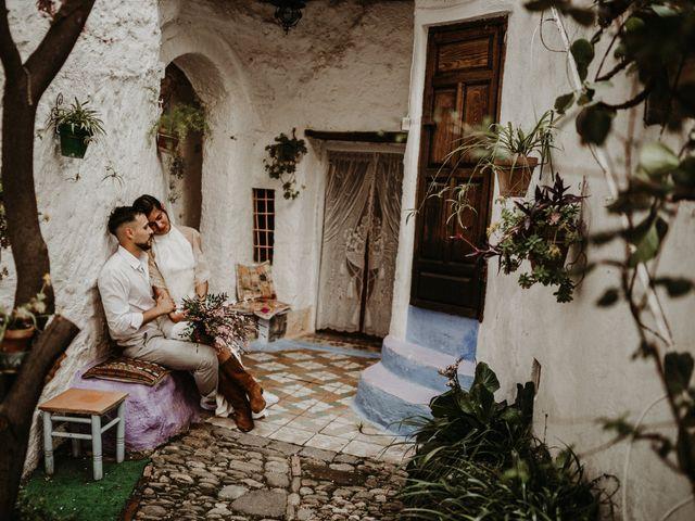 La boda de Carlos y Victoria en Granada, Granada 113