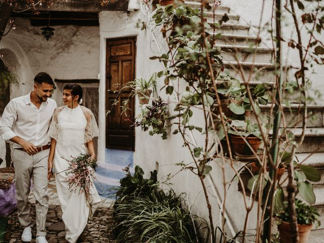 La boda de Carlos y Victoria en Granada, Granada 114