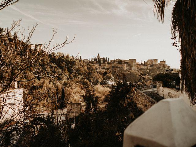 La boda de Carlos y Victoria en Granada, Granada 119