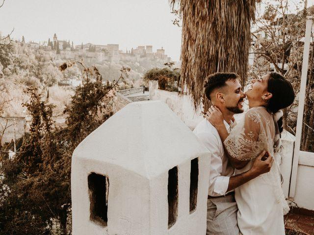 La boda de Carlos y Victoria en Granada, Granada 120