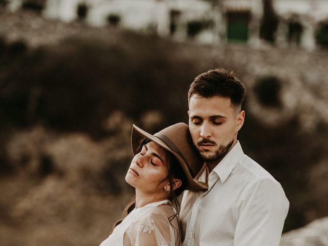 La boda de Carlos y Victoria en Granada, Granada 139