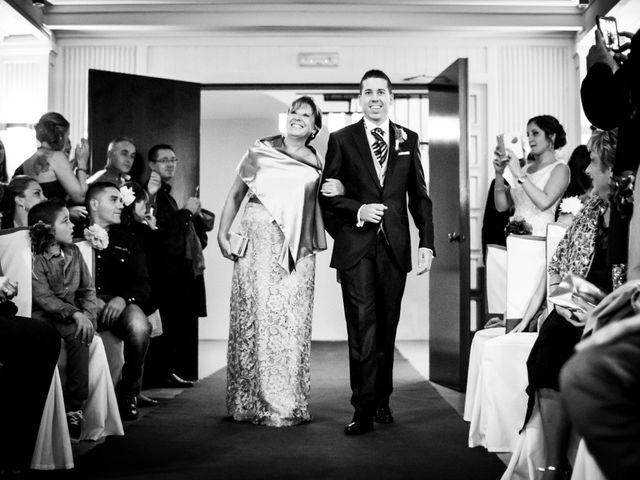 La boda de Dani y Jenifer en Can Font, Girona 2