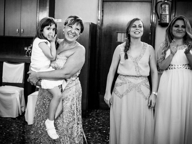 La boda de Dani y Jenifer en Can Font, Girona 8