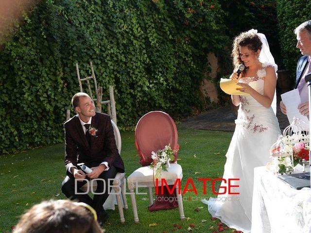 La boda de Manel  y Elisabet  en L' Arboç, Tarragona 4