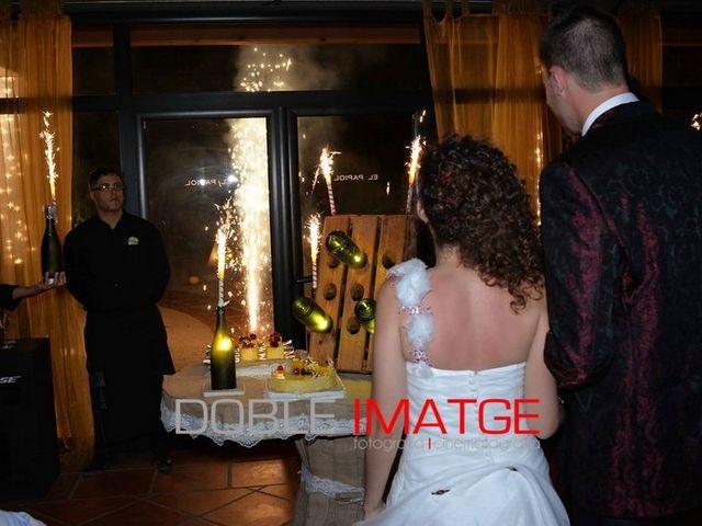 La boda de Manel  y Elisabet  en L' Arboç, Tarragona 7