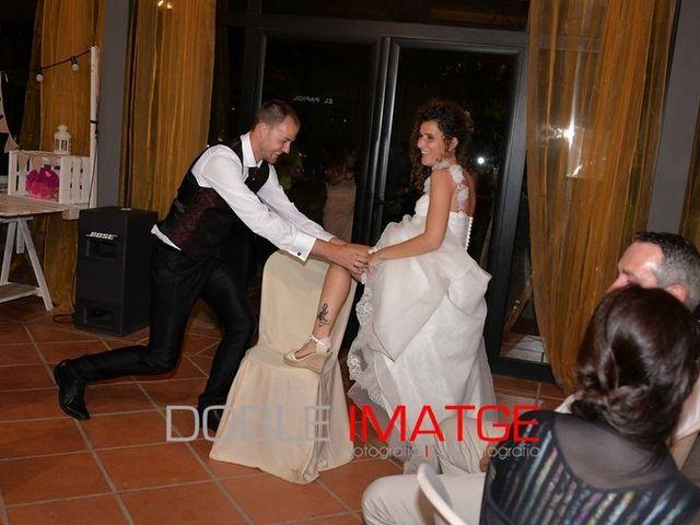 La boda de Manel  y Elisabet  en L' Arboç, Tarragona 8