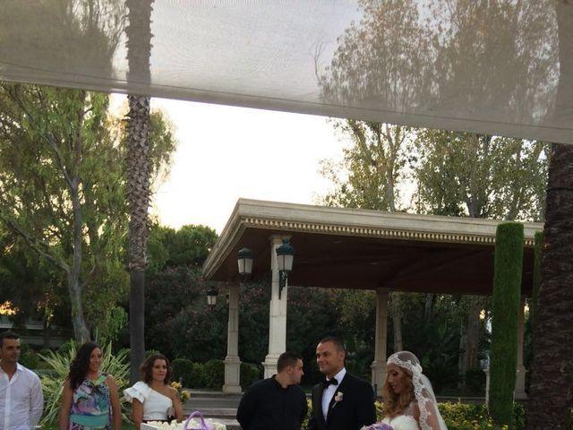 La boda de Oscar y Diana en Valencia, Valencia 22