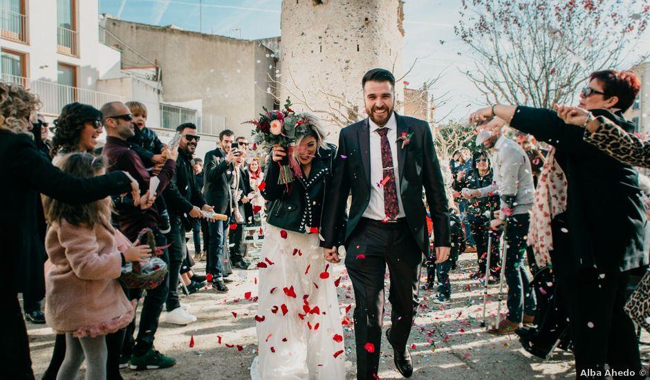La boda de Carlos y Laura en Cambrils, Tarragona