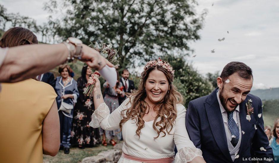 La boda de Samuel y Almudena en Cereceda (Villamayor), Asturias