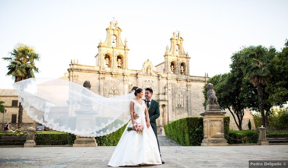 La boda de Caty y Juanvi en Rus, Jaén