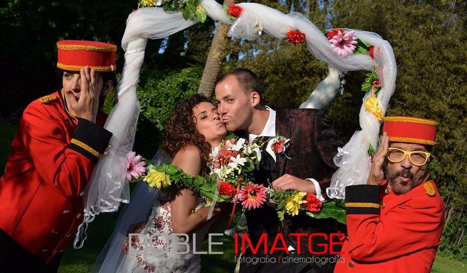 La boda de Manel  y Elisabet  en L' Arboç, Tarragona