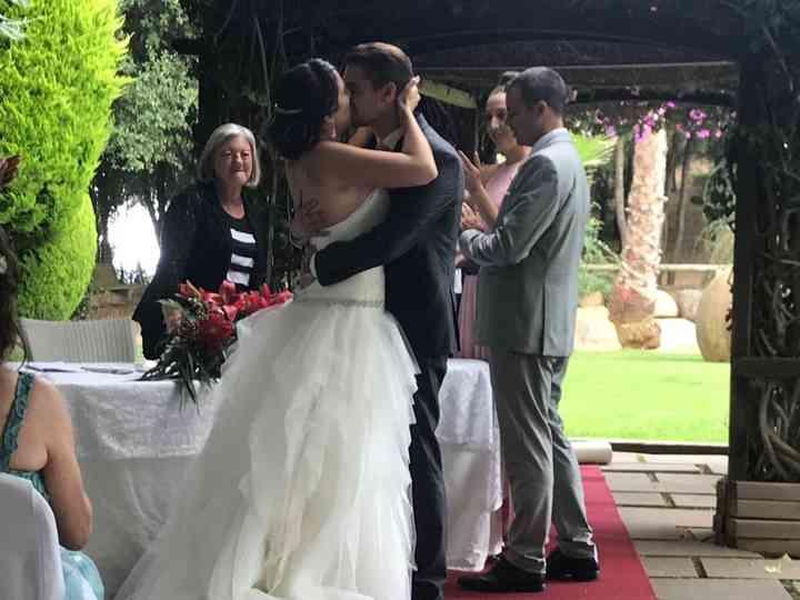 La boda de Xey  y Gaby