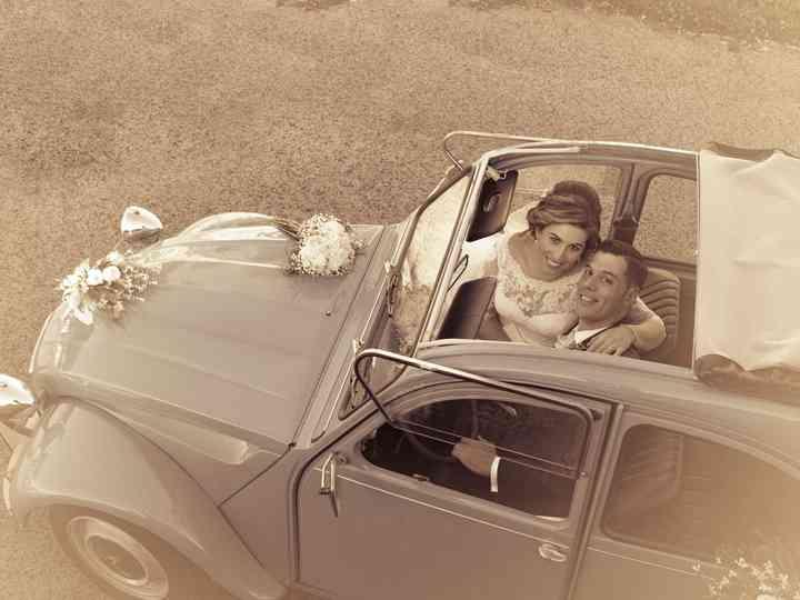 La boda de Ascen y Raúl
