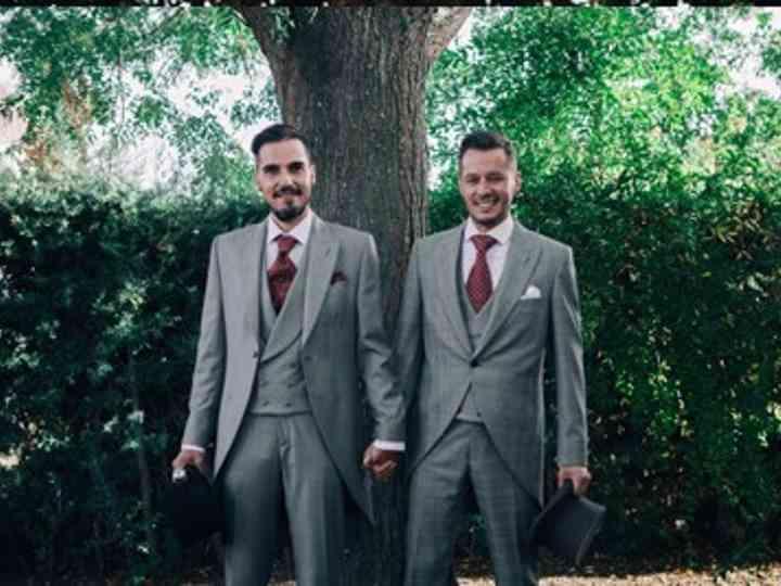 La boda de Jose y Fernando