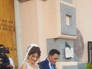 La boda de Sofía  y José  3