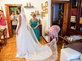 La boda de Ana y Lionel 2