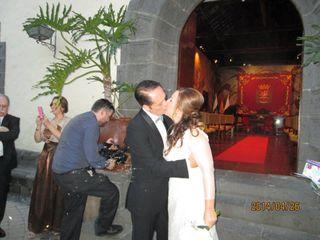 La boda de Armado y Alicia