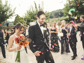 La boda de Orange y Marc