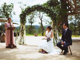 La boda de Gemma y Gorka