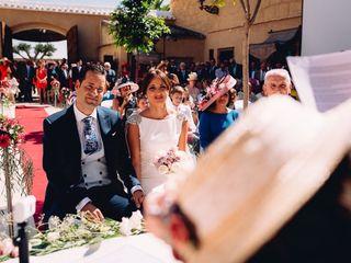 La boda de Maria José y Fran