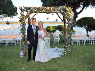 La boda de Elena y Paco