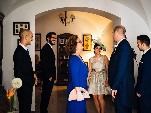 La boda de Jesús y Lourdes en Los Santos De Maimona, Badajoz 7