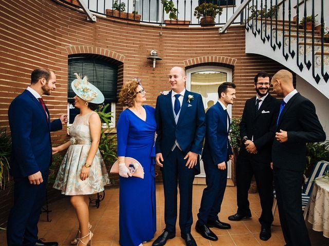 La boda de Jesús y Lourdes en Los Santos De Maimona, Badajoz 8
