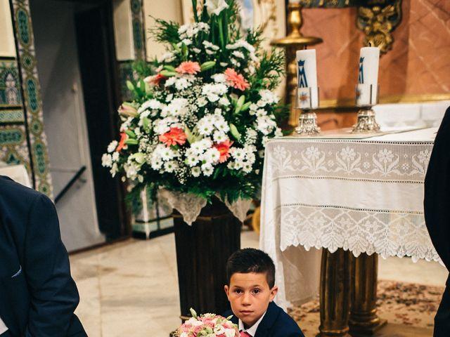 La boda de Jesús y Lourdes en Los Santos De Maimona, Badajoz 20