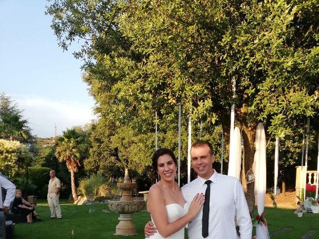 La boda de Gaby y Xey  en Sant Vicenç De Montalt, Barcelona 1