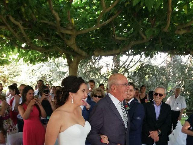La boda de Gaby y Xey  en Sant Vicenç De Montalt, Barcelona 3
