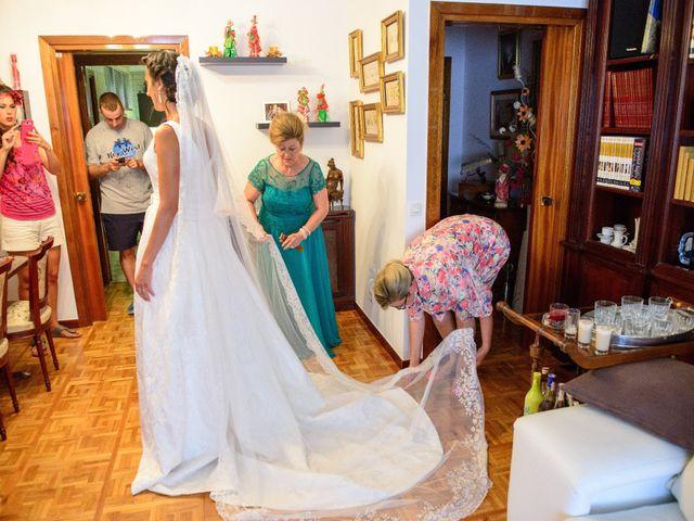 La boda de Lionel y Ana en Rivas-vaciamadrid, Madrid 2