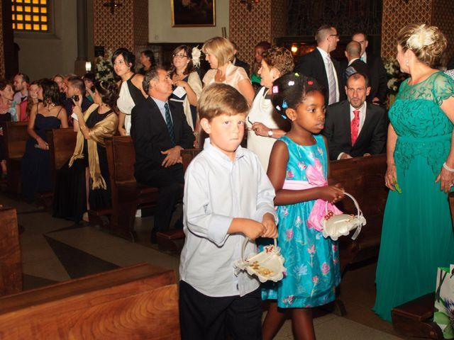 La boda de Lionel y Ana en Rivas-vaciamadrid, Madrid 19