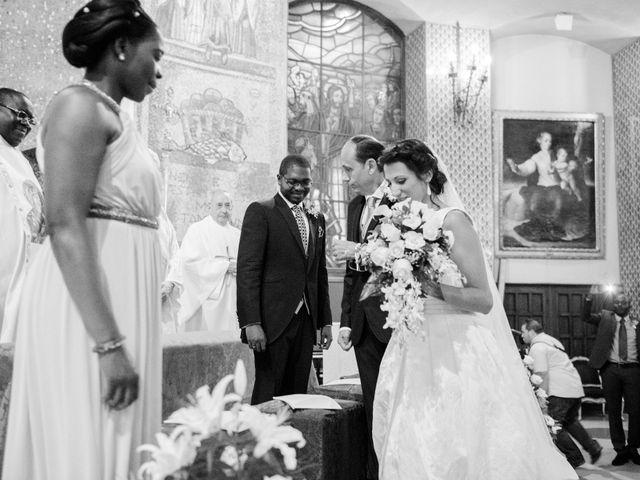La boda de Lionel y Ana en Rivas-vaciamadrid, Madrid 22