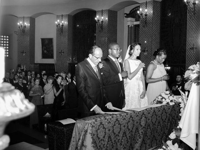 La boda de Lionel y Ana en Rivas-vaciamadrid, Madrid 23