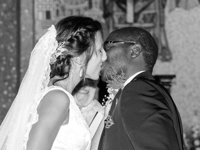 La boda de Lionel y Ana en Rivas-vaciamadrid, Madrid 31