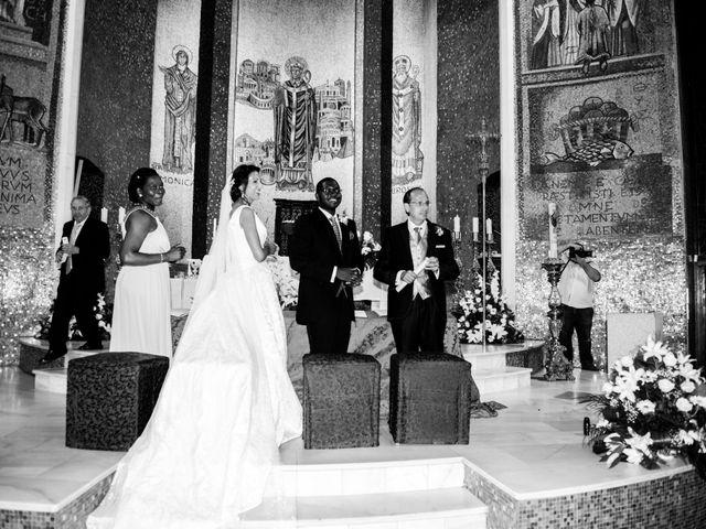 La boda de Lionel y Ana en Rivas-vaciamadrid, Madrid 37