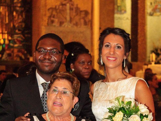 La boda de Lionel y Ana en Rivas-vaciamadrid, Madrid 39
