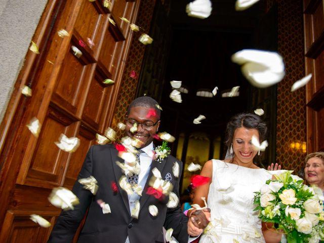 La boda de Lionel y Ana en Rivas-vaciamadrid, Madrid 41