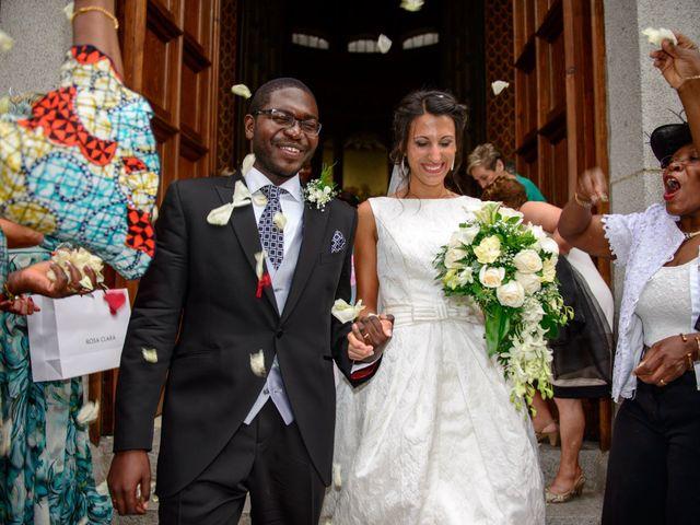 La boda de Lionel y Ana en Rivas-vaciamadrid, Madrid 42