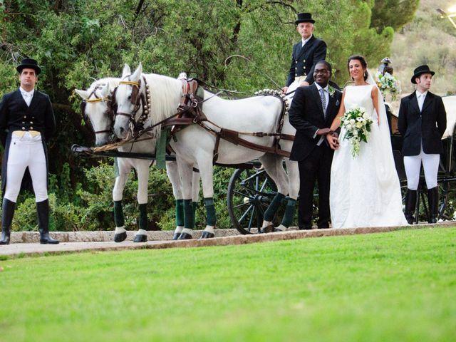 La boda de Lionel y Ana en Rivas-vaciamadrid, Madrid 44