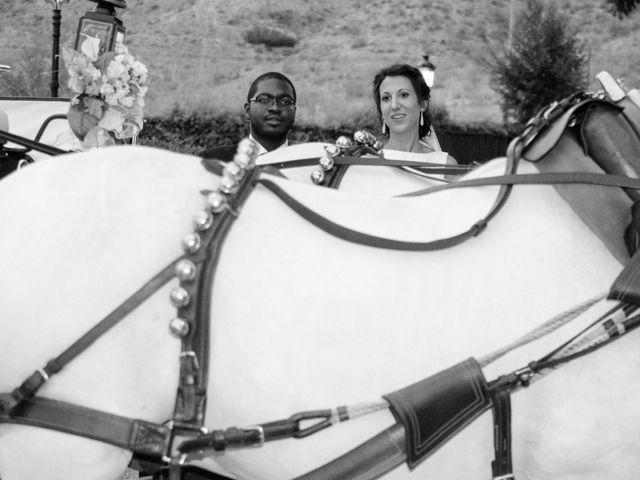 La boda de Lionel y Ana en Rivas-vaciamadrid, Madrid 45