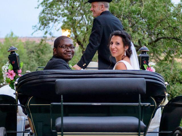 La boda de Lionel y Ana en Rivas-vaciamadrid, Madrid 47