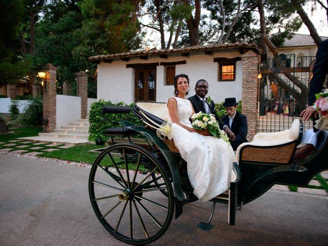 La boda de Lionel y Ana en Rivas-vaciamadrid, Madrid 48