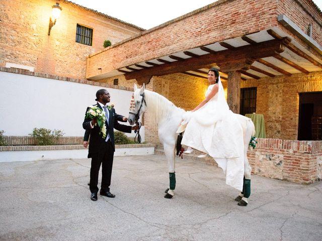 La boda de Lionel y Ana en Rivas-vaciamadrid, Madrid 49