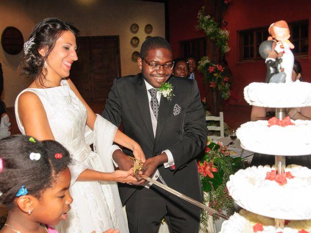 La boda de Lionel y Ana en Rivas-vaciamadrid, Madrid 53