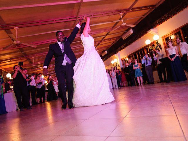 La boda de Lionel y Ana en Rivas-vaciamadrid, Madrid 58