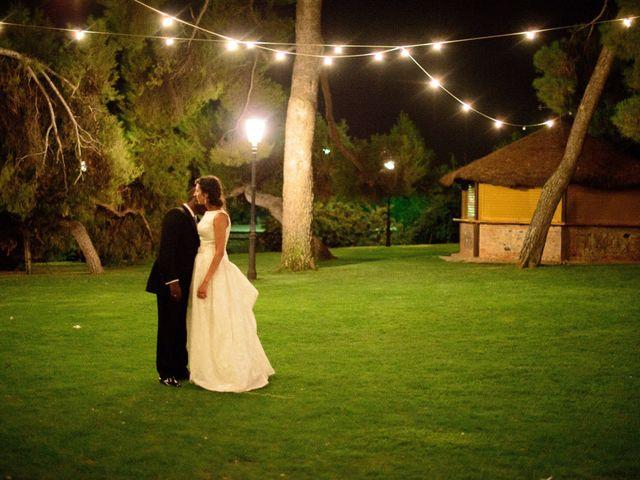 La boda de Lionel y Ana en Rivas-vaciamadrid, Madrid 60